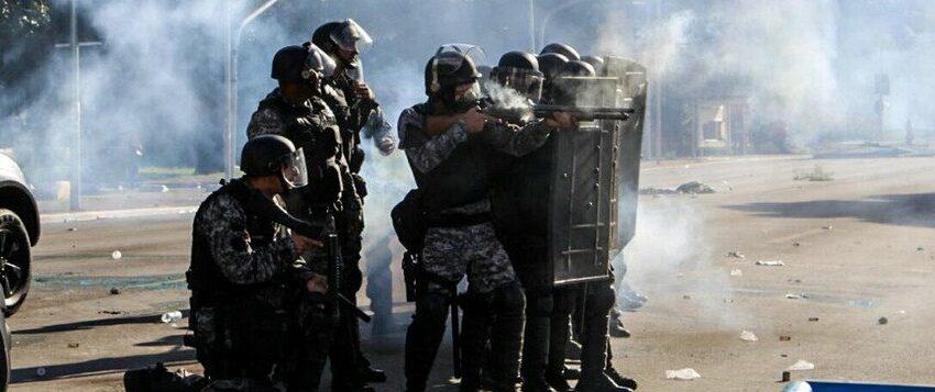 Frente Brasil Popular: O uso da repressão reforça fraqueza de Temer