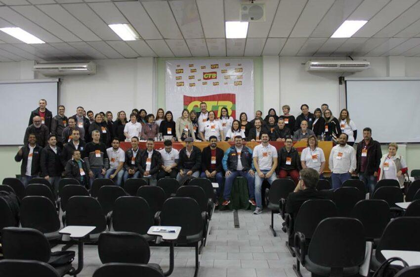 4º Congresso da CTB-RS tem como foco resistência e luta pela democracia e direitos sociais
