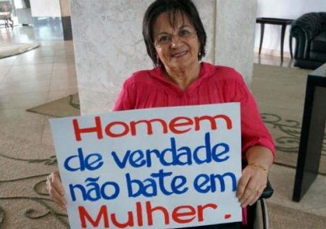 Julieta Palmeira: Machismo é problema de saúde pública