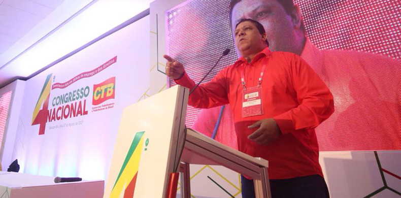 Adilson Araújo: Por que defender o fortalecimento do movimento sindical?