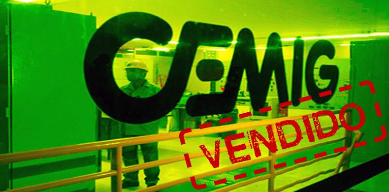 Privatização da Cemig representa um duro golpe à soberania nacional