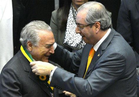 """Funaro confirma o """"estancar a sangria"""": Temer e Cunha tramaram golpe"""