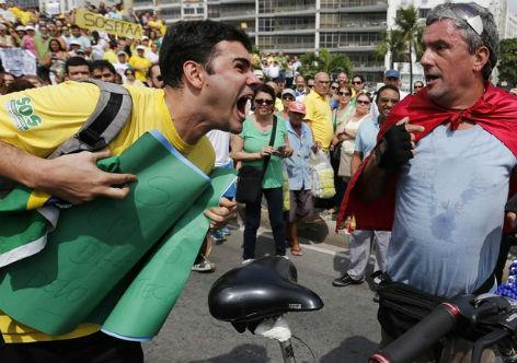 O fascismo pós-moderno no Brasil de Temer