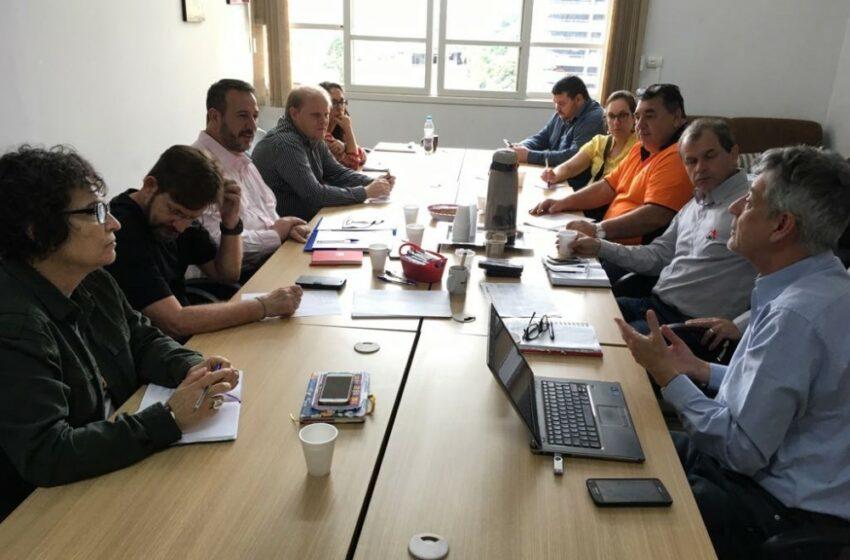 Centrais sindicais definem índice que será reivindicado para o Mínimo Regional 2018