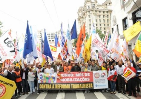 22 de setembro: Centrais sindicais realizam Primavera de Lutas