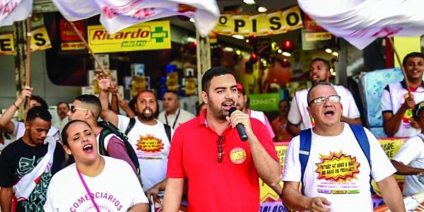 RJ: 400 mil comerciários do Rio conseguem reajuste acima da inflação
