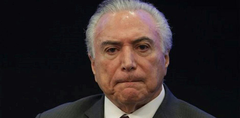 Temer é reprovado por 84,5% dos brasileiros