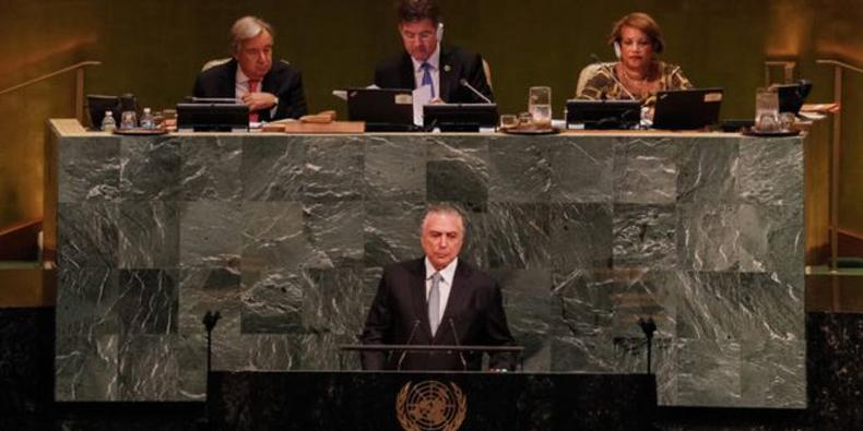 Estudo sobre queda no desmatamento da Amazônia desmente Temer
