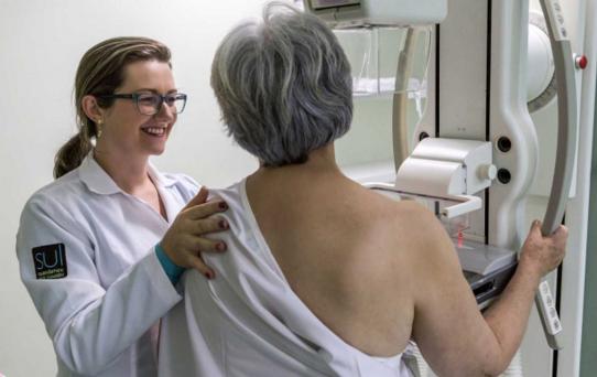 Outubro Rosa: associados contam com desconto em mamografia