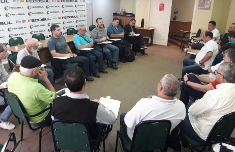 Centrais sindicais realizarão manifestação antes da reforma trabalhista entrar em vigor