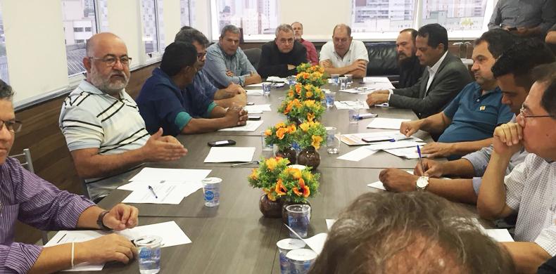 Centrais discutem agenda de luta e se somam à campanha em defesa do Dieese