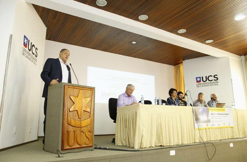 """""""Ciclo de Debates"""" busca estratégias para a indústria e o desenvolvimento"""