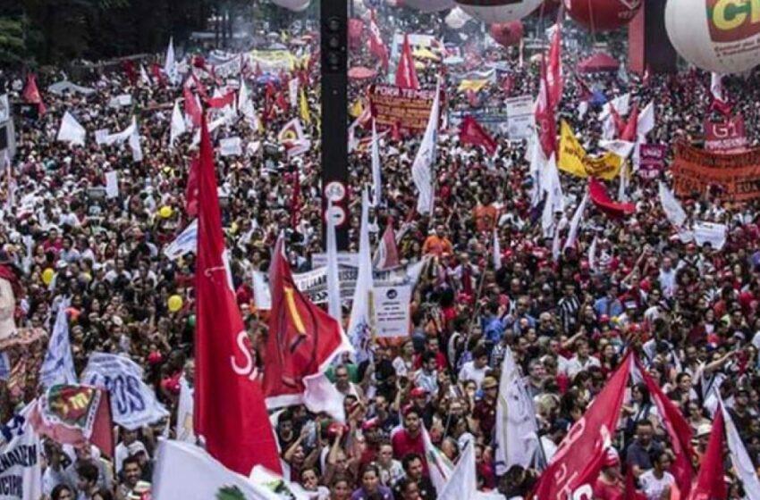 Centrais convocam greve nacional contra reforma da Previdência
