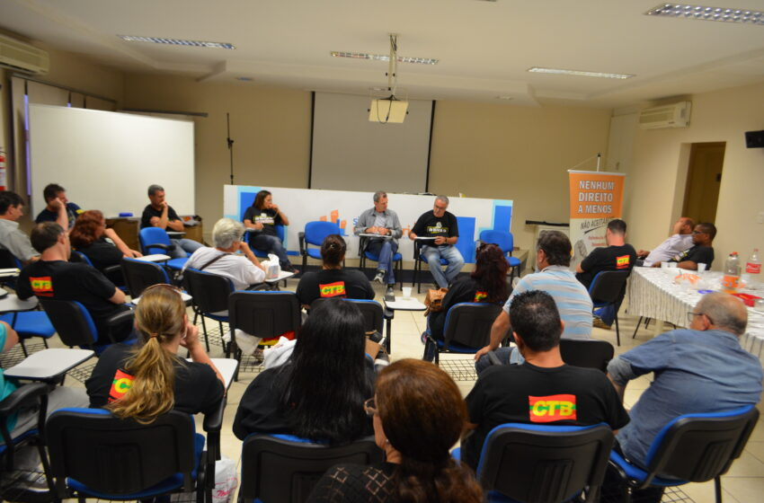 Sindicomerciários Caxias realiza Assembleia Geral de prestação de contas