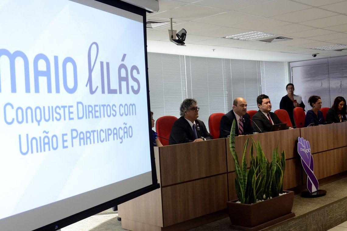 Ministério Público do Trabalho lança a campanha Maio Lilás para enfrentar reforma trabalhista