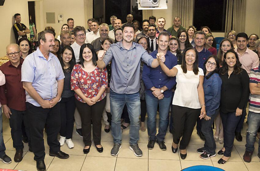 Sindicomerciários realiza posse da nova diretoria e prestação de contas