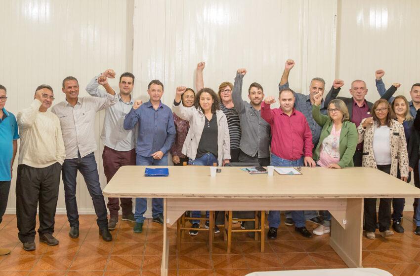 Nova diretoria do Sindicomerciários Vacaria é eleita com 95,5% dos votos