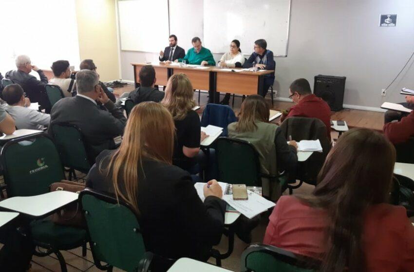 Fecosul e sindicomerciários se mobilizam em campanha contra a MP 881