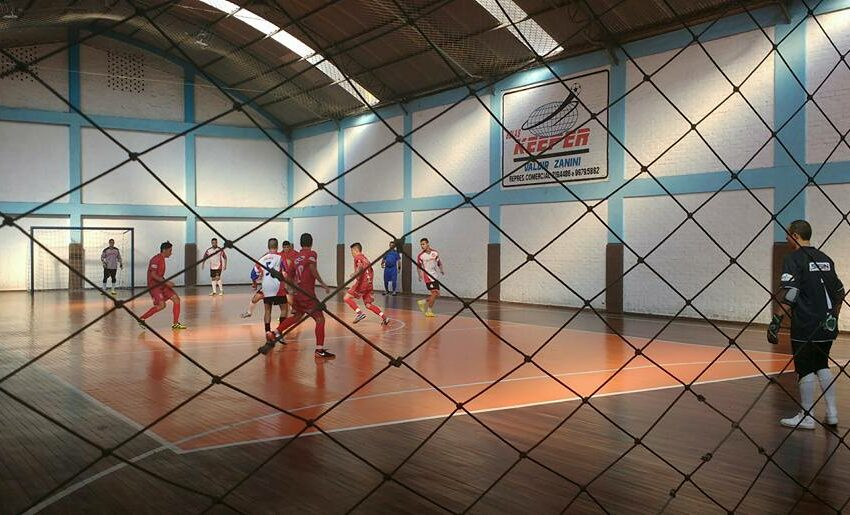 Torneio Sindicomerciários de Futsal 2019