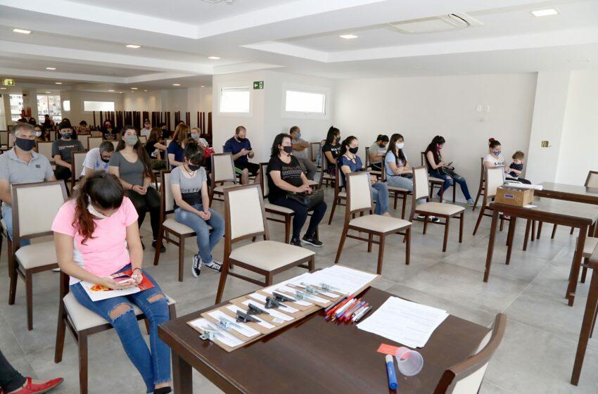 Sindicomerciários amplia serviços com locação de salão para atividades