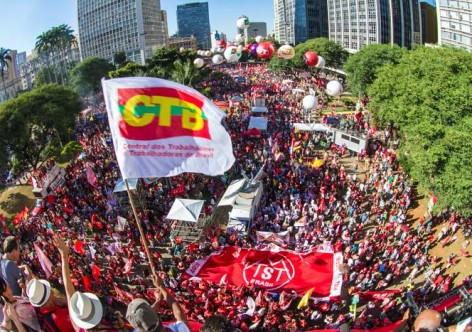 CTB: 13 anos de resistência e luta em defesa da classe trabalhadora