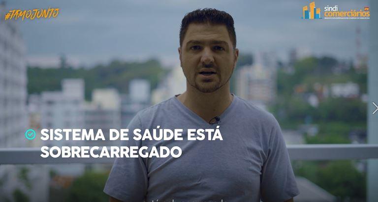 SISTEMA DE SAÚDE ESTÁ SOBRECARREGADO!!!