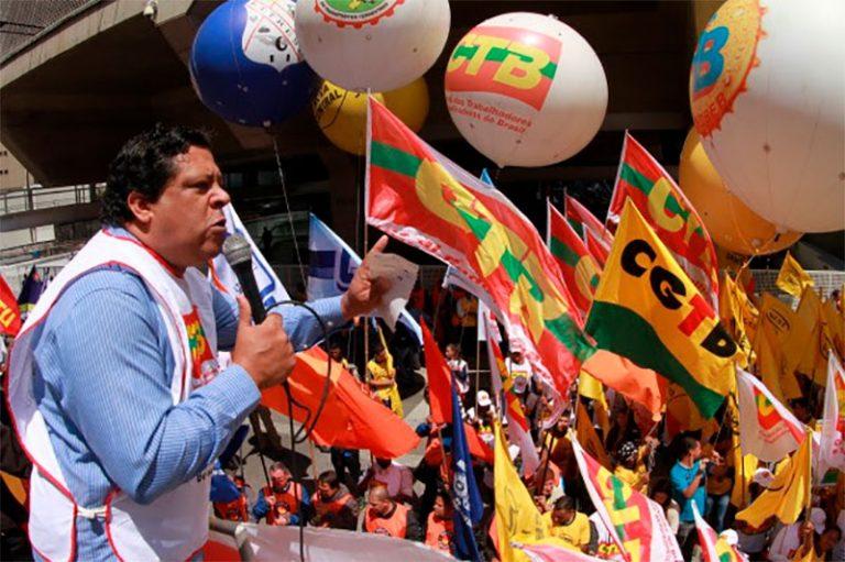 CTB lança campanha de fortalecimento das entidades sindicais