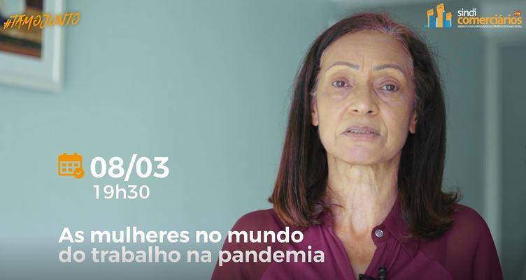LIVE: As mulheres no mundo do trabalho durante a pandemia