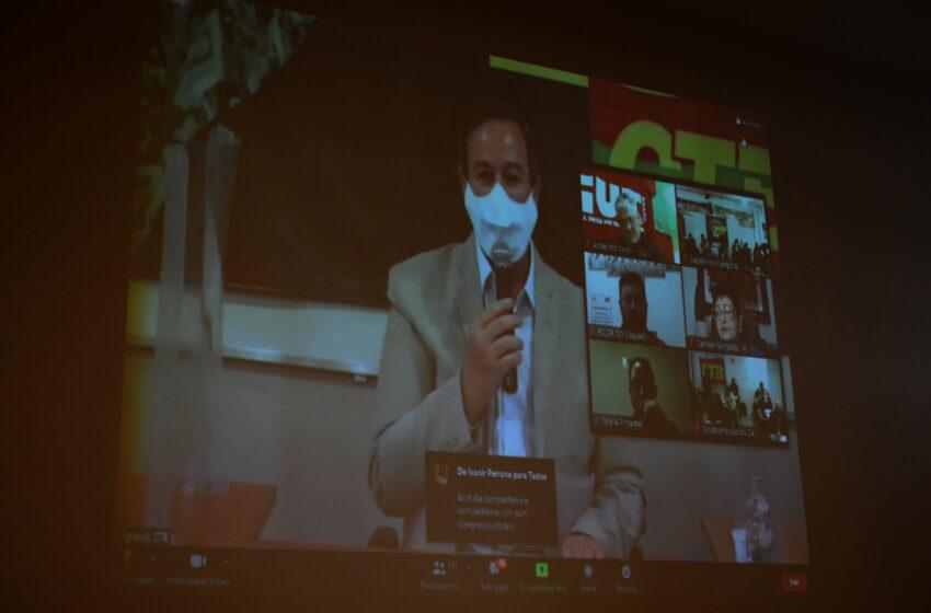 Rio Grande do Sul inicia congresso estadual da CTB. Outros seis encontros acontecem até domingo