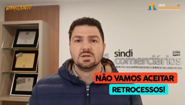 EMPRESÁRIOS DO SETOR LOJISTA SE MANTÉM INTRANSIGENTES E EMPERRAM NEGOCIAÇÃO SALARIAL