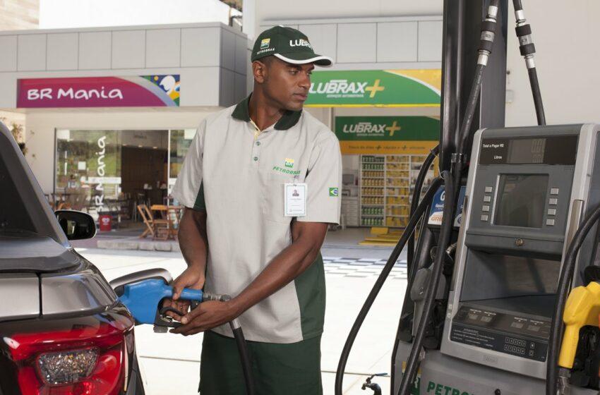 Alta dos combustíveis garante R$ 31,6 bi a acionistas da Petrobras