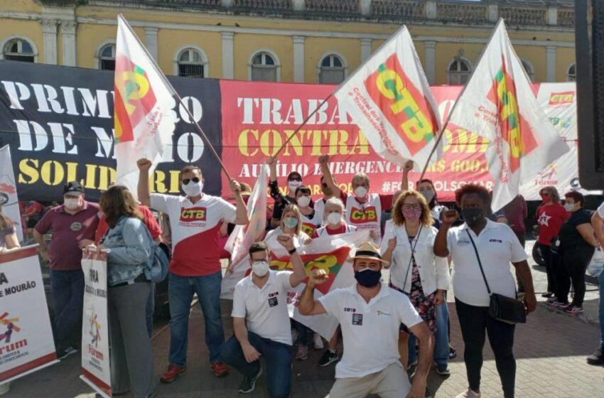 CTB-RS e demais centrais cobram do legislativo reposição digna para o Mínimo Regional