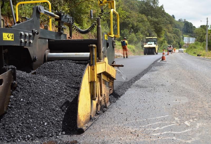 Temporada de Verão será marcada pela chegada do asfalto até a Sede Campestre